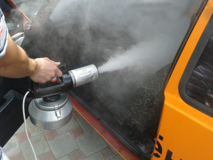 Дезодорация в Москве
