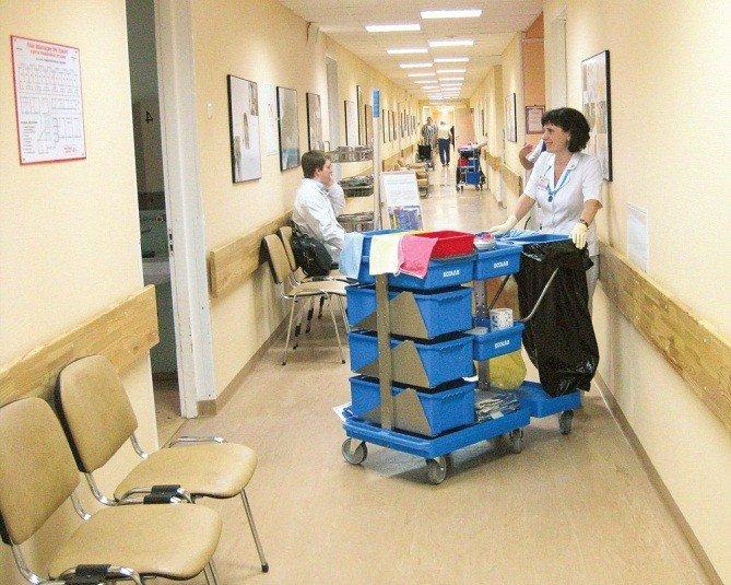 Особенности дезинфекции складов, больниц, промышленных объектов